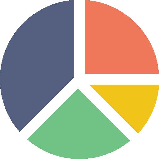 نمودار دایره ای در GIS