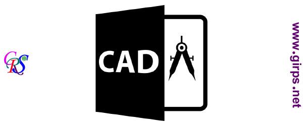 کار با داده های CAD در GIS