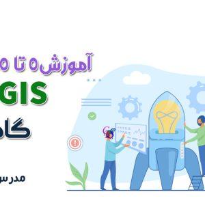 آموزش صفر تا صد ArcGIS | گام سوم