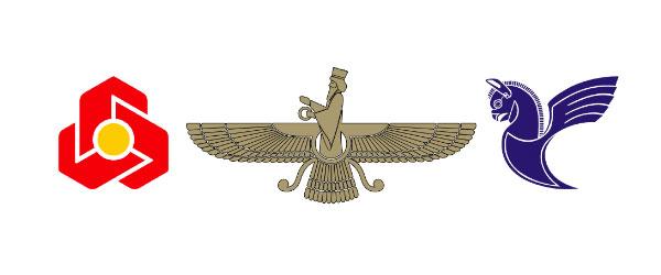 نماد ایرانی در gis